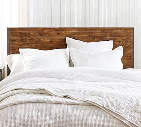 Big Daddy's Antiques Reclaimed Wood Headboard
