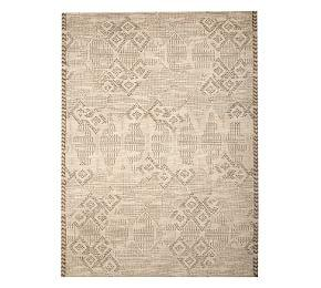 Breah Hand-Knotted Rug - Neutral Multi