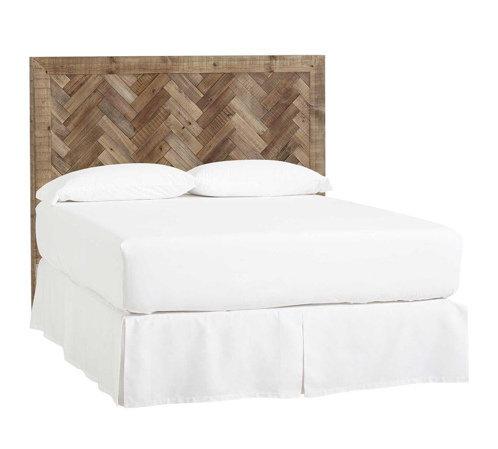 Hensley Reclaimed Wood Headboard