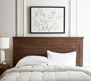 Paulsen Reclaimed Wood Headboard