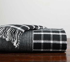 Caster Reversible Throw