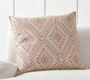 Miya Embroidered Pillow Cover