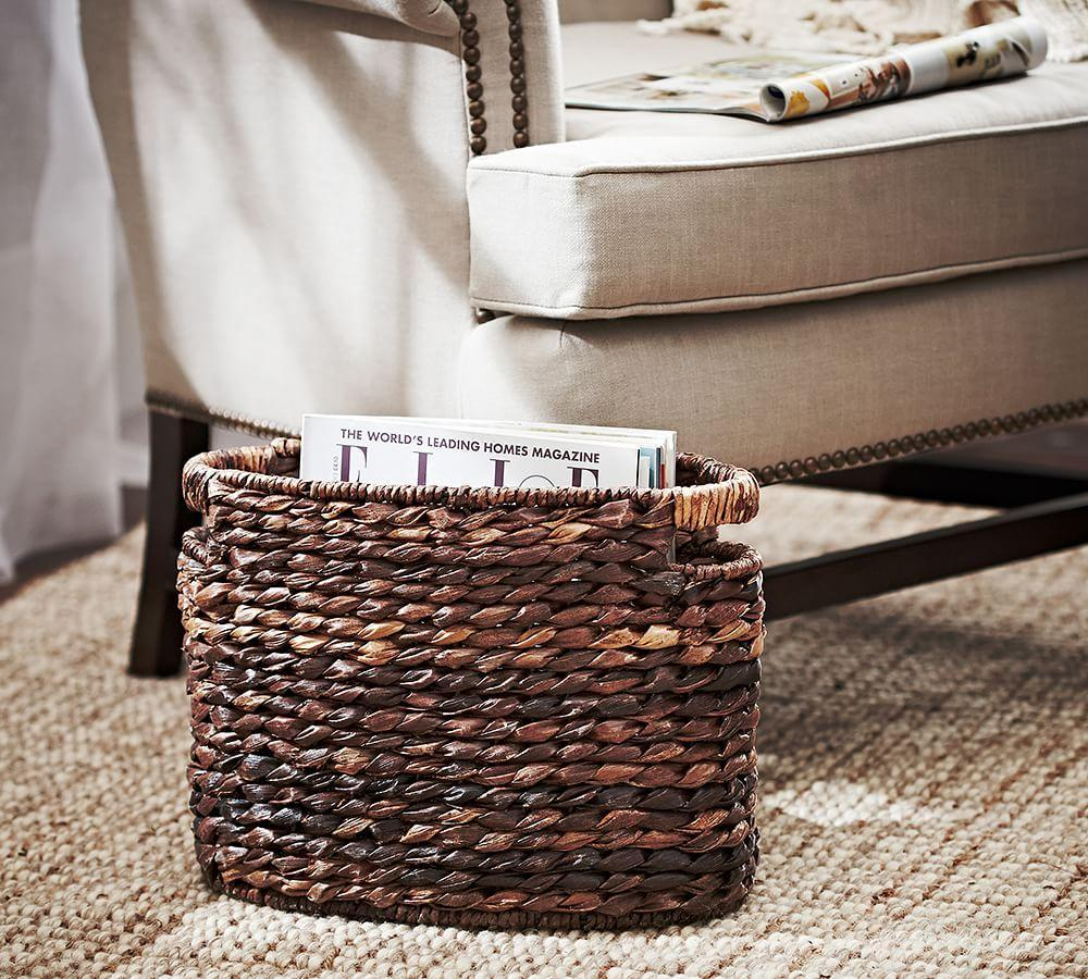 Seagrass Basket Collection - Havana