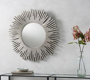Harper Sunburst Mirror