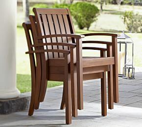 Chatham Dining Chair, Honey