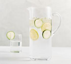Everyday Glass Pitcher