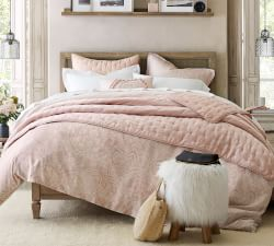Blush Bedding