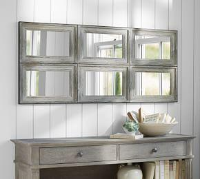 Aiden Large Wall Mirror