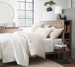 Astoria Storage Headboard & Platform Bed