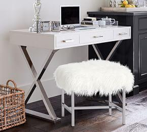 Ava Desk with Drawers