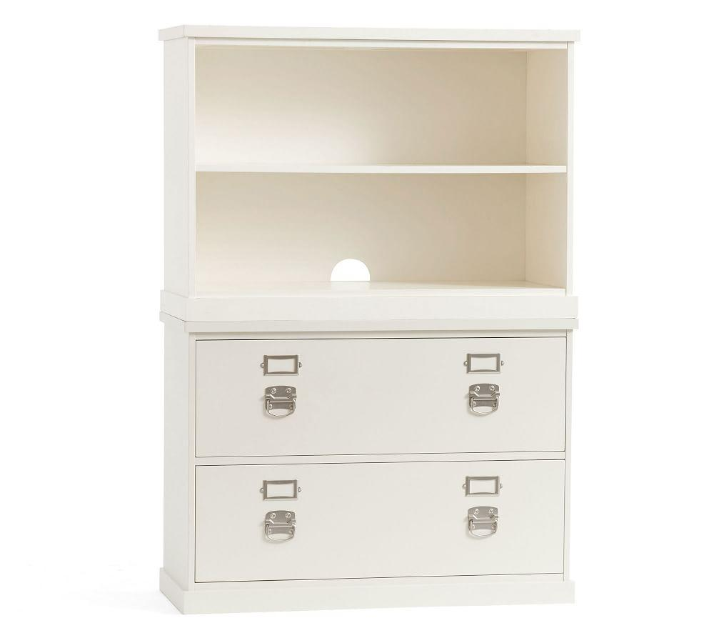 Bedford Lateral File Cabinet Bookcase