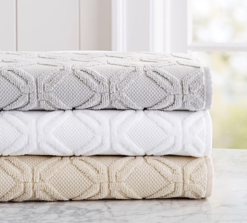 Blakely Hydrocotton Sculpted Towels