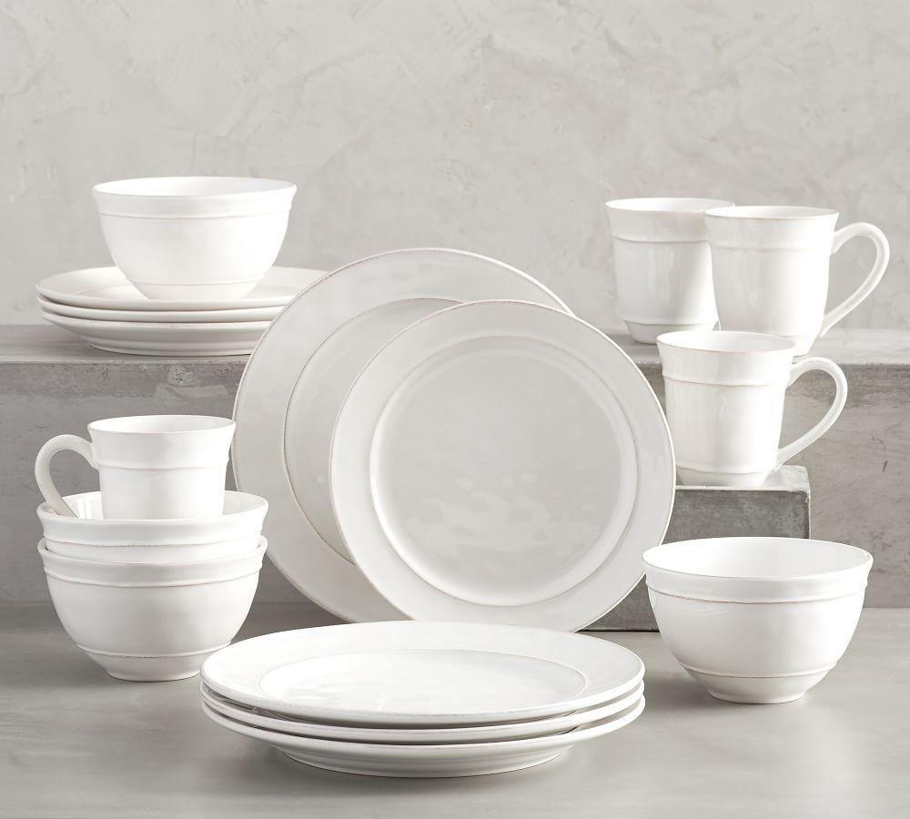 Cambria Stoneware 16-Piece Dinnerware Set
