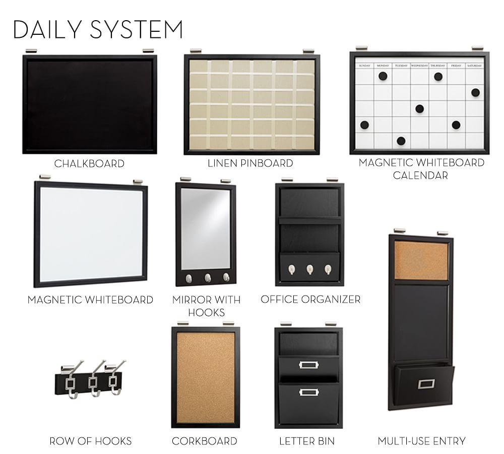 Build Your Own - Daily System Components- Black