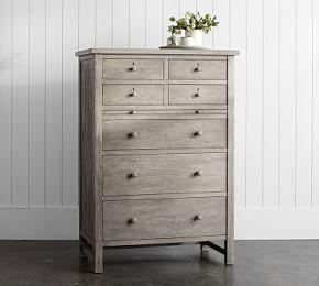 Farmhouse Tall Dresser