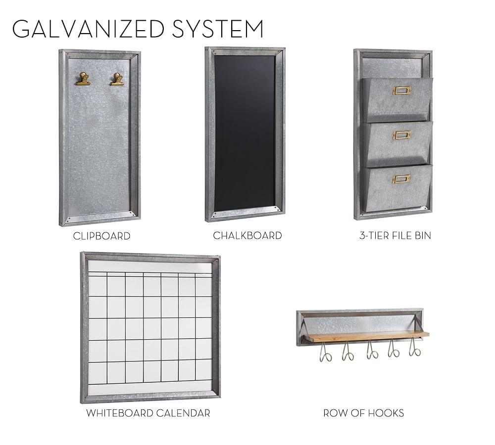 Build Your Own - Galvanized System Components