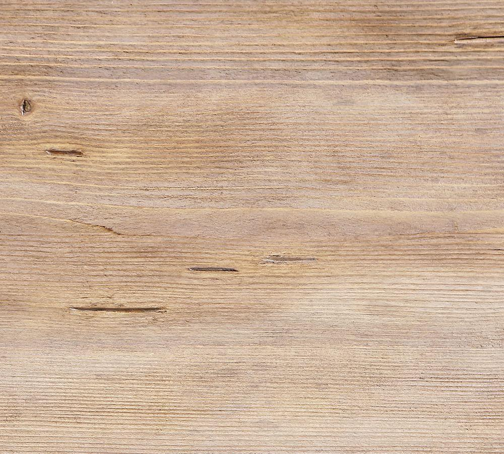 Pottery Barn Parkmore: Parkmore Reclaimed Wood Extending Dining Table
