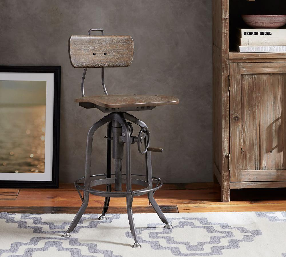 Pittsburgh Adjustable Height Chair