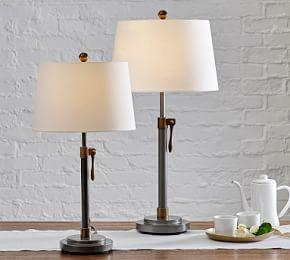 Sutter Adjustable Table Lamp