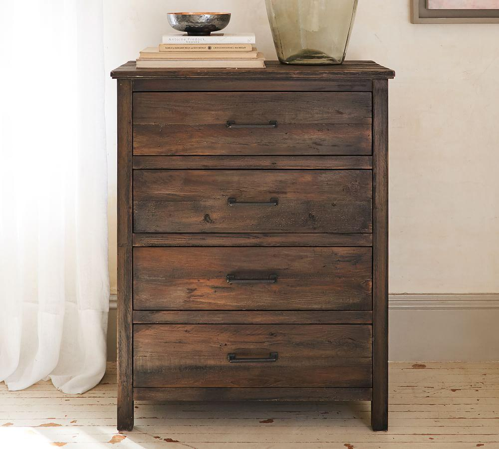 Paulsen Reclaimed Wood Dresser