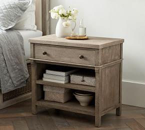 Toulouse Bedside Table