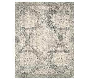 Barret Printed Rug - Gray