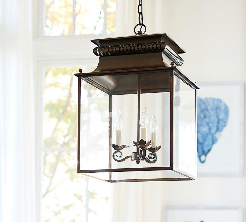 Bolton Indoor/Outdoor Lantern