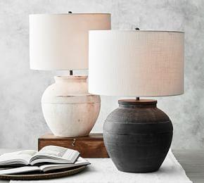 Faris Ceramic Table Lamp Base
