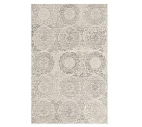Kendyl Tufted Rug - Gray
