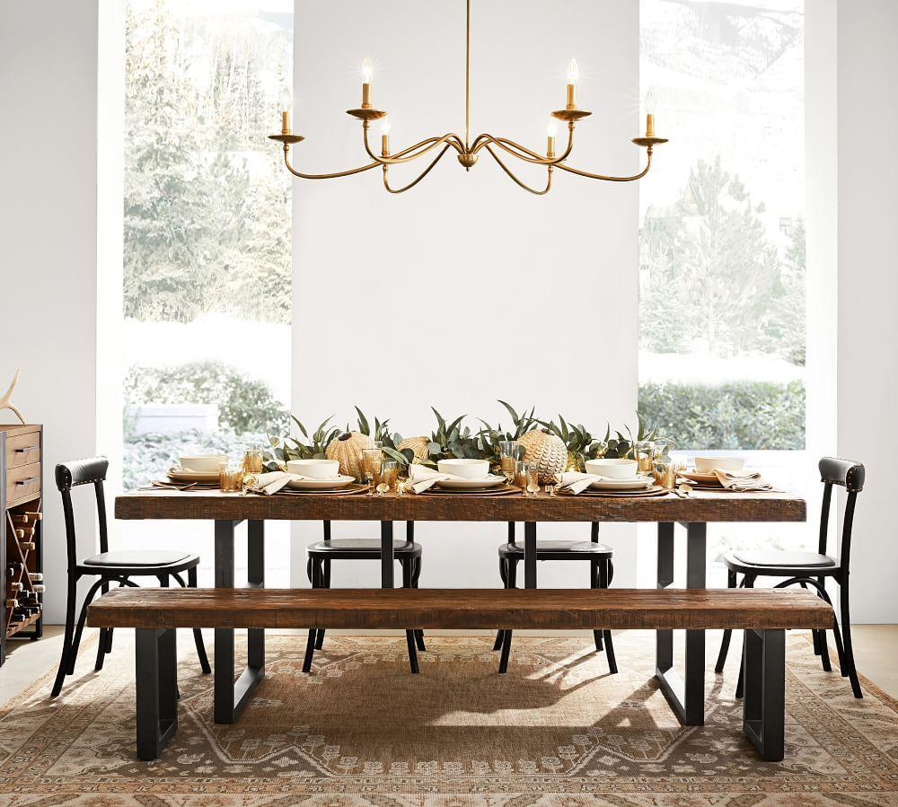 Lucca Chandelier Pottery Barn Ca