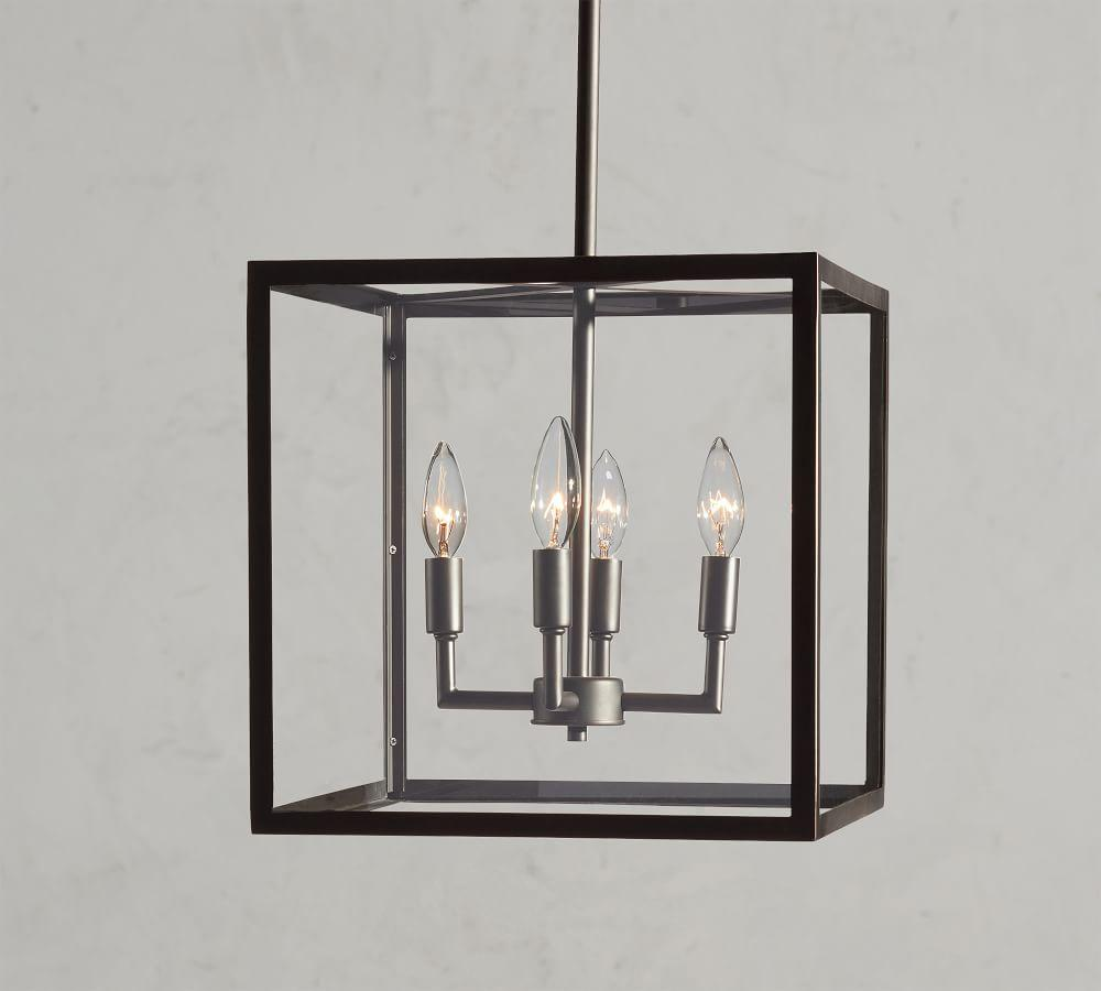 Manor Indoor/Outdoor Glass Pendant