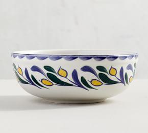 Jardin Lemon Serving Bowl