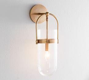 Jayden Glass Sconce