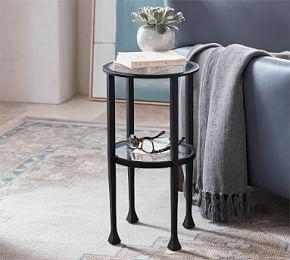 Tanner Round Accent Table