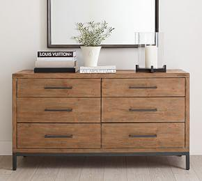 Malcolm 6-Drawer Extra Wide Dresser