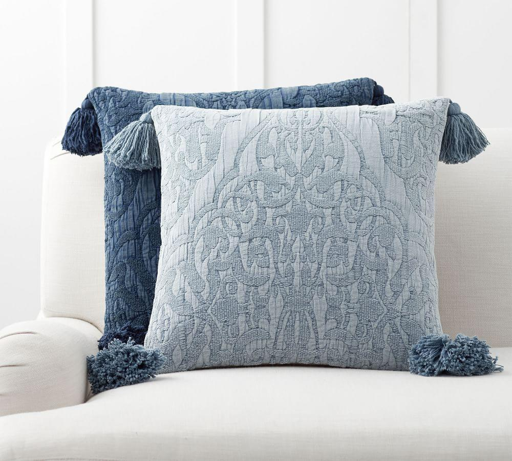 Aileen Jacquard Pillow Cover