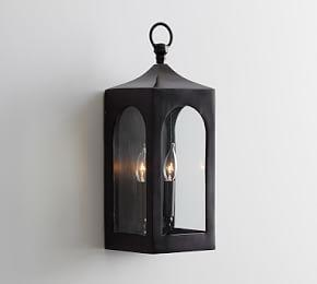 Caleb Indoor/Outdoor Sconce