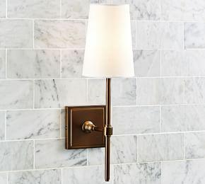 Pearson Shade Sconce