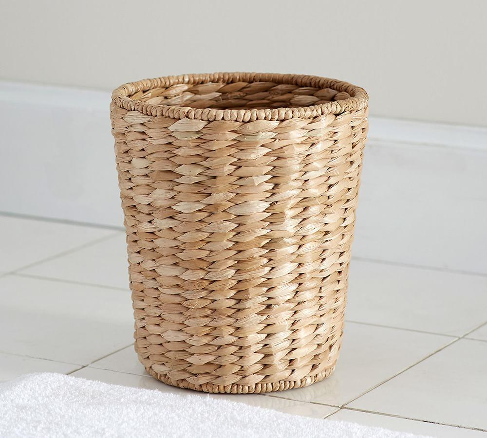 Seagrass Waste Basket - Savannah