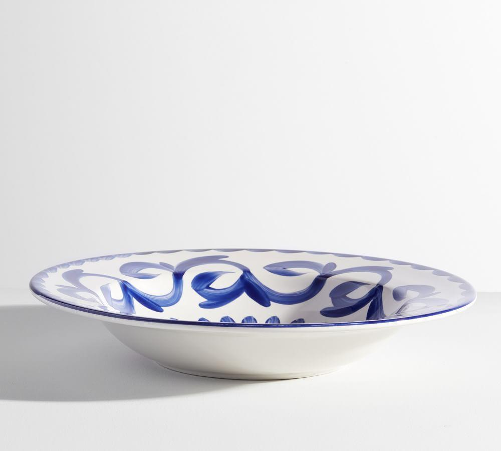 Puebla Wide Rim Serving Bowl
