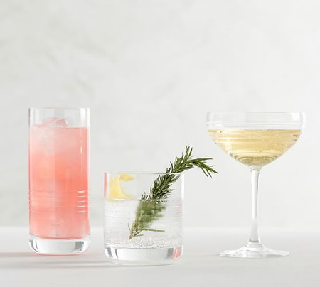 Cocktail & Beer Glasses