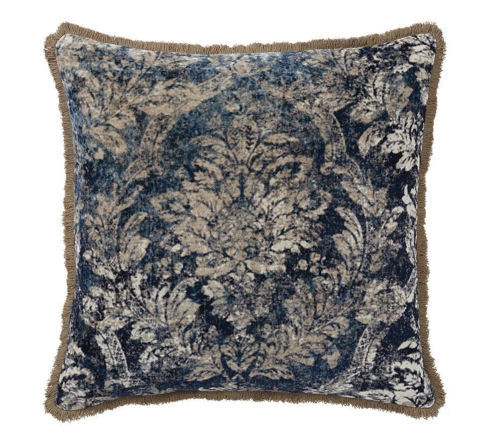 Claudine Print Pillow Cover