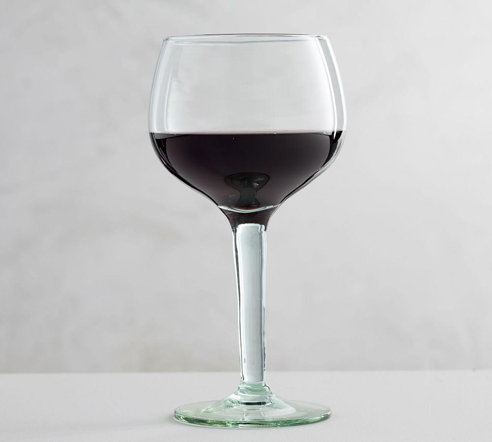Leon Recycled Stemmed Wine Glass