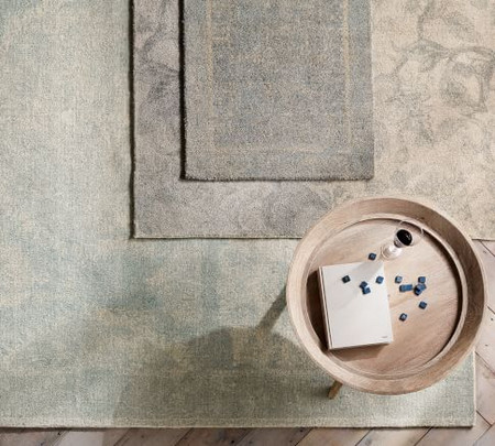Distressed & Tonal Rugs