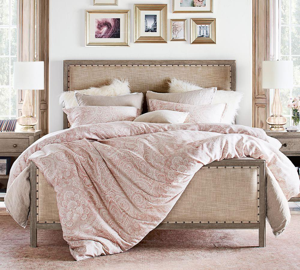 Toulouse Wood Bed