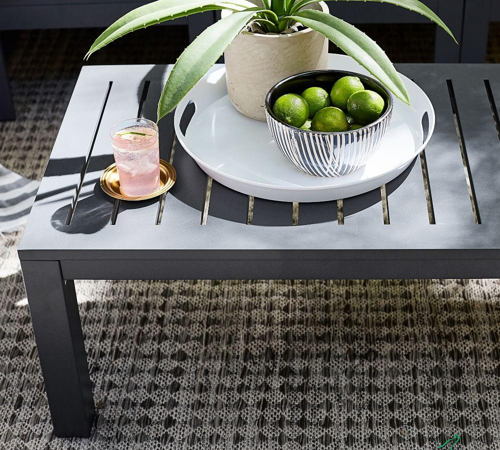 Indio Metal Coffee Table