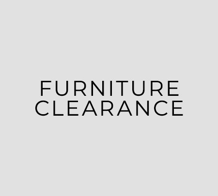 Furniture Clearance