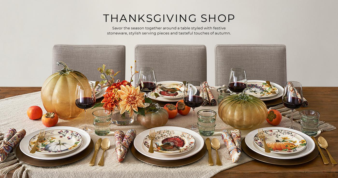 Thanksgiving Shop