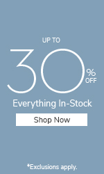 "Up to 30% off Everything In-Stock"" title="