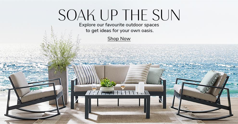 25% off Outdoor Furniture